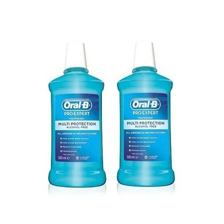 ORAL B COLUTORIO PRO-EXPERT MULTIPROTECTION 2