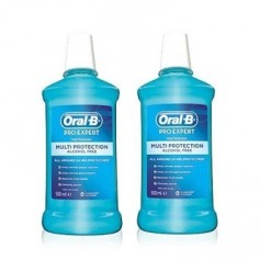 ORAL-B COLUTORIO PRO EXPERT PROTECCION 24 H 2X500 ML