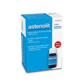 ASTENOLIT 12 AMPOLLAS BEBIBLES