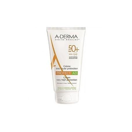 A-DERMA PROTECT CREMA SOLAR SPF 50+ AD PIEL ATOPICA 150 ML