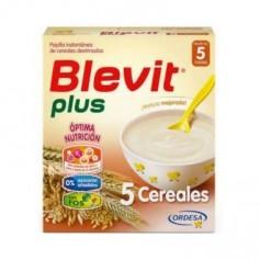 BLEVIT PLUS 5 CEREALES 700 G.