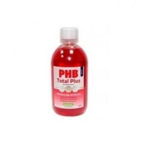 PHB TOTAL PLUS ENJUAGUE BUCAL 500 ML
