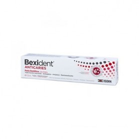 BEXIDENT ANTICARIES PASTA TRIPLE ACCION 125M