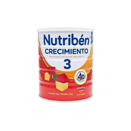 NUTRIBEN CRECIMIENTO 800 GR.