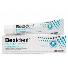 ISDIN BEXIDENT ENCIAS DUPLO PASTA DENTAL 2X125 ML