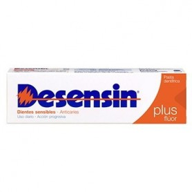 DESENSIN PLUS PASTA DENTAL 125 ML