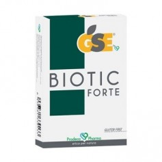 GSE BIOTIC FORTE EQUINACEA 24 COMP PRODECO