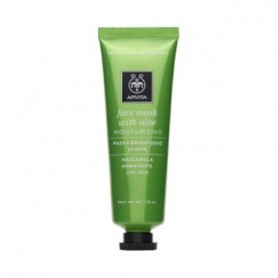 APIVITA FACE MASK MASCARILLA FACIAL ALOE HIDRATANTE 50 ML
