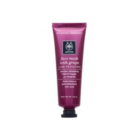 APIVITA FACE MASK ANTIARRUGAS UVA 50 ML
