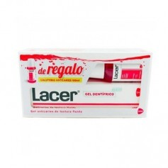 LACER GELDENTIFRICO ANTICARIES 125+COLUT 10