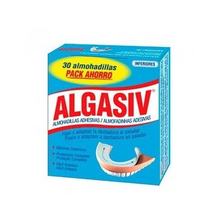 ALGASIV INFERIOR ALMOHADILLA 30 UDS