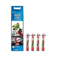 ORAL-B RECAMBIO STAGE STAR WARS 4 UDS