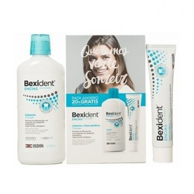 BEXIDENT ENCIAS PACK COLUTORIO 500 ML + PASTA ENCIAS TRICLOSAN