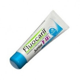 FLUOCARIL JUNIOR GEL BUBBLE 7-12 AÑOS 50ML