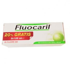 FLUOCARIL BIFLUOR DUPLO PASTA DENTAL 125 ML