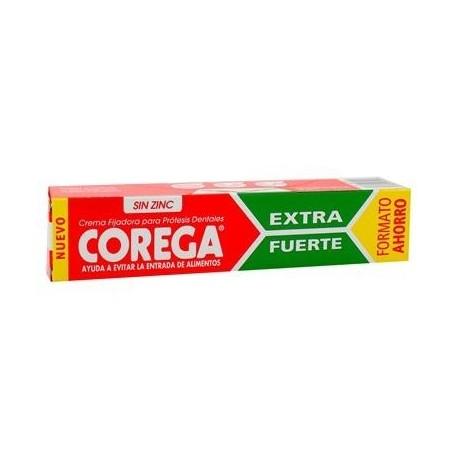COREGA EXTRA FUERTE SIN SABOR 40 G