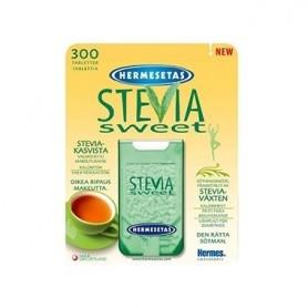 HERMESETAS STEVIA SWEET 300 COMPRIMIDOS