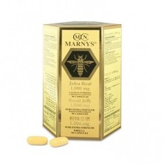 MARNYS ROYAL JELLY 1000 MG 90 CAPSULAS