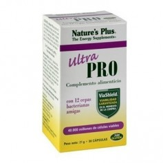 NATURES PLUS ULTRA PRO 12 CEPAS BACTERIANAS 3