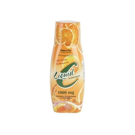 NATURES PLUS VITAMINA C 1000 MG LIQUIDA