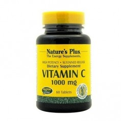 NATURES PLUS VITAMINA C 1000MG 60 COMP