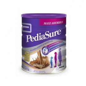 PEDIASURE POLVO LATA CHOCOLATE 1,6KG