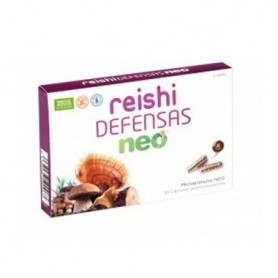 REISHI DEFENSAS NEO 30 CAPSULAS