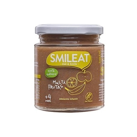 SMILEAT POTITO MULTIFRUTAS 230G