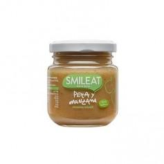 SMILEAT POTITO PERA Y MANZANA 130 G