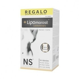 NC LIPOMOROSIL(QUEMAGRASA ABDOMINAL)30CAPS