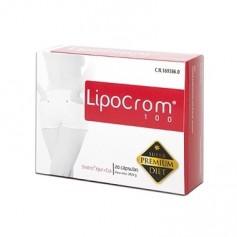 NC LIPOCROM 100 CON SINETROL 20 CAPSULAS NUTRICION CENTER
