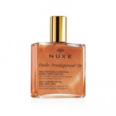 NUXE HUILE PRODIGIEUSE OR ACEITE FACE,BODY,HAIR FRASCO 50 ML