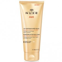 NUXE SUN AFTER SUN LECHE CORPORAL REFRESCANTE Y PROLONGADORA DEL BRONCEADO 200ML