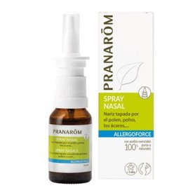 PRANAROM ALLERGOFORCE SPRAY NASAL ALERGIAS 15 ML