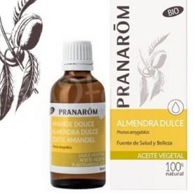 PRANAROM ACEITE DE ALMENDRAS DULCES ORAL BIO (PRUNUS AMIGDALUS) 50 ML