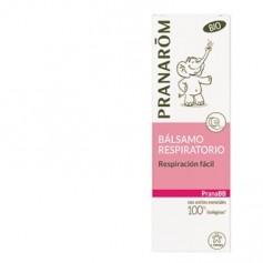 PRANAROM PRANABB BALSAMO PECTORAL PARA FAVORECER LA RESPIRACION DEL BEBE 40 ML