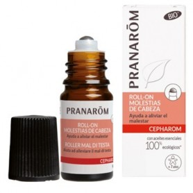 PRANAROM CEPHAROM ROLL-ON MOLESTIAS DE CABEZA