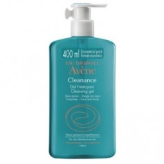 AVENE CLEANANCE GEL LIMPIADOR ANTIACNÉ 400 ML