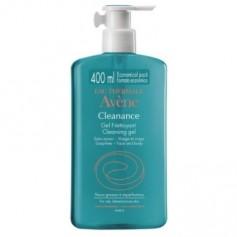 AVENE CLEANANCE GEL LIMPIADOR ANTIACNÉ 400 ML