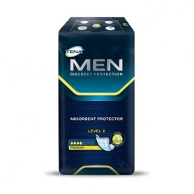 TENA MEN LEVEL 2 20 UND.