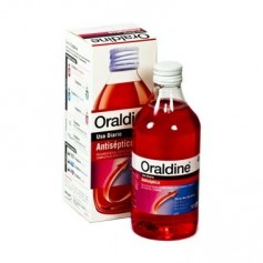ORALDINE ANTISEPTICO 200ML.