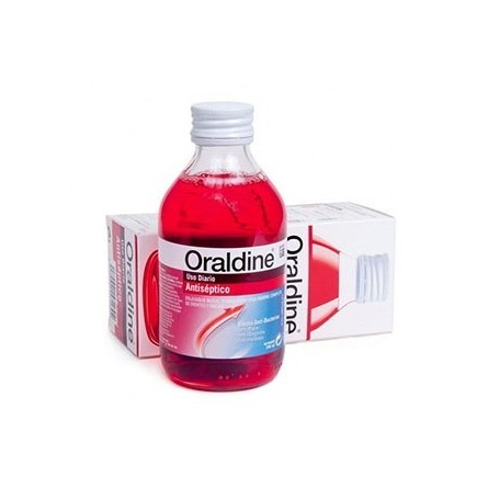 ORALDINE ANTISEPTICO 400ML.