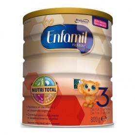 ENFAMIL (ENFALAC) 3 PREMIUM NUTRITOTAL 800 GR FARMACIAMANZANO
