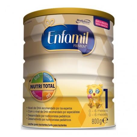 ENFAMIL (ENFALAC) 1 PREMIUM NUTRITOTAL 800 GR FARMACIAMANZANO