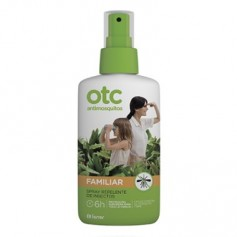 OTC ANTIMOSQUITOS FAMILIAR SPRAY REPELENTE DE MOSQUITOS 100 ML