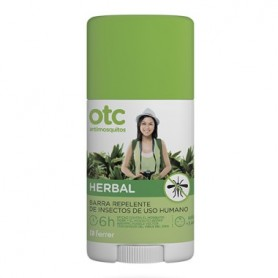 OTC ANTIMOSQUITOS HERBAL CON CITRIODIOL REPELENTE DE MOSQUITOS BARRA 50ML