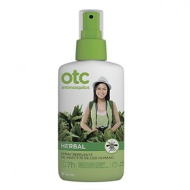 OTC ANTIMOSQUITOS HERBAL CON CITRIODIOL REPELENTE DE MOSQUITOS SPRAY 100ML