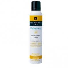 HELIOCARE 360º SPF 50+ PEDIATRICS SPRAY TRANSPARENTE PROTECCION SOLAR 200 ML