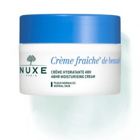 NUXE CREME FRAICHE DE BEAUTE CREMA CALMANTE 48 HORAS PIEL NORMAL 50 ML