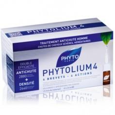 PHYTO PHYTOLIUM 4 ACCIONES TRATAMIENTO ANTICAIDA12 AMPOLLAS